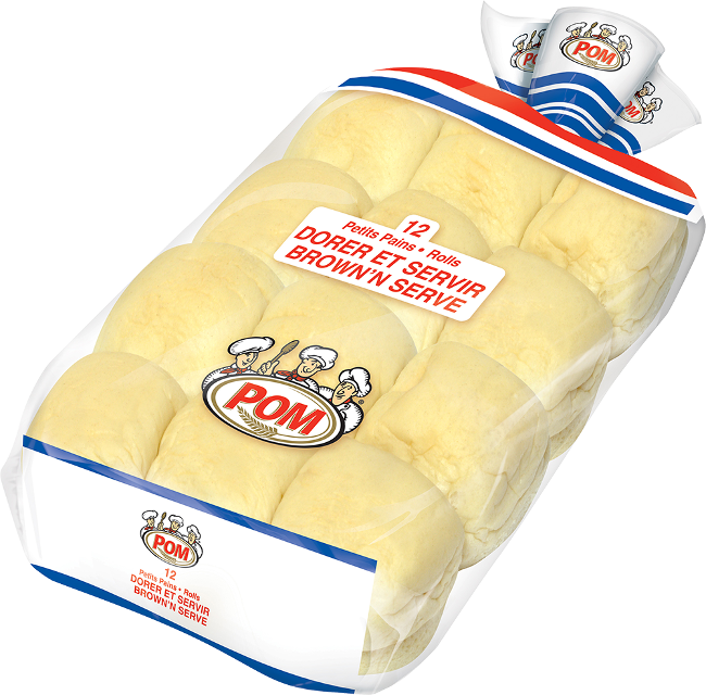 Brown'n Serve Rolls POM®
